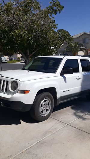 2011 jeep patriot for Sale in Las Vegas, NV