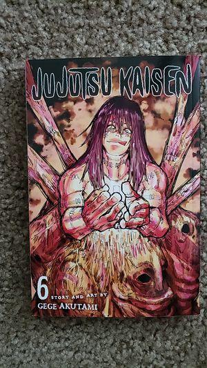 Jujutsu Kaisen Manga for Sale in Santa Ana, CA