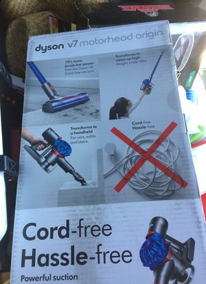 Dyson v-7 Motörhead vacuum for Sale in CA, US