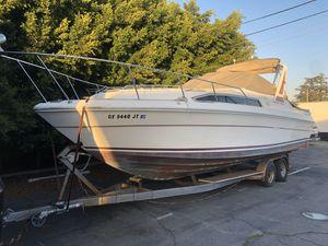 Sea Ray 270 with Trailer for Sale in Montebello, CA