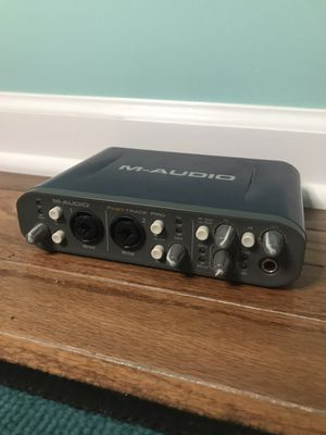 M-Audio Fast Track Pro for Sale in Tinley Park, IL