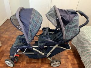 Double stroller for Sale in Ruskin, FL