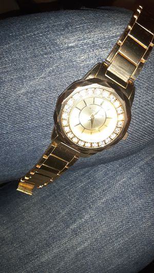 Madden girl womens gold watch for Sale in Houston, TX