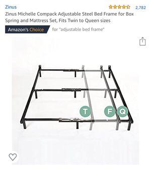 Adjustable bed frame. New. for Sale in Fresno, CA