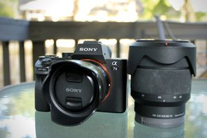 Sony A7II Mirrorless 24.3MP Digital Camera for Sale in Richmond, VA