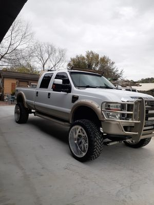 2008 ford f250 king ranch lifted on forces for Sale in Pasadena, TX