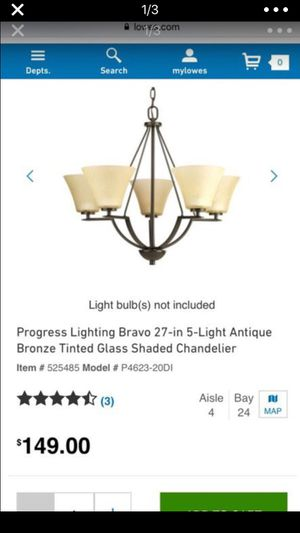 Chandelier for Sale in High Point, NC