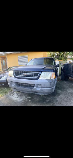 2003 Ford Explorer for Sale in Miami, FL