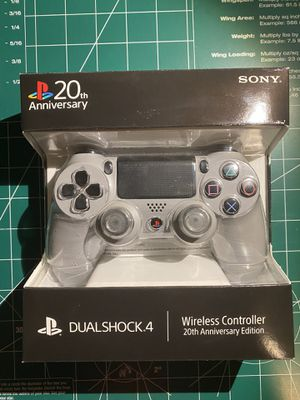 20th Anniversary PS4 Controller for Sale in Avondale, AZ