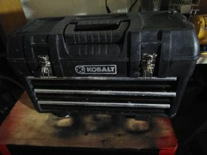 Kobalt tool box for Sale in Las Vegas, NV