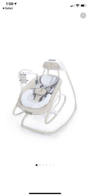 Baby swing glider for Sale in Raleigh, NC