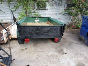 Utility Trailer 5x7 for Sale in Houston, TX
