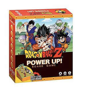 Dragon Ball Z Power Up Board Game for Sale in Westbury, NY