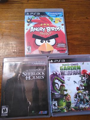 PS3 games for Sale in Douds, IA