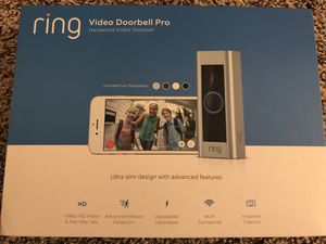 Ring video doorbell pro for Sale in Euless, TX