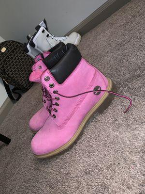 Men's Timberland Boot Susan G. Komen (PINK, 10.5) for Sale in Duluth, GA