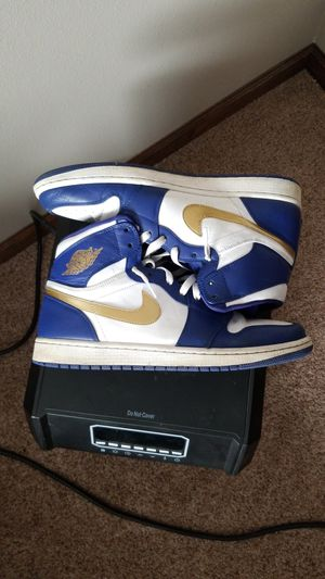 Jordan 1 Retro Gold Medal for Sale in Sioux Falls, SD