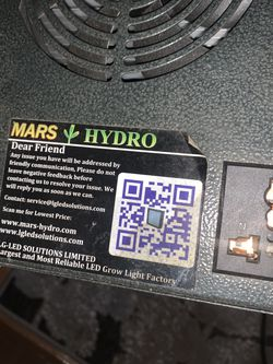 Mars Hydro for Sale in Downey,  CA