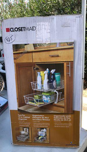Kitchen cabinet organizer for Sale in Fresno, CA