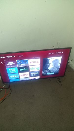 Tcl tv for Sale in Henderson, NV