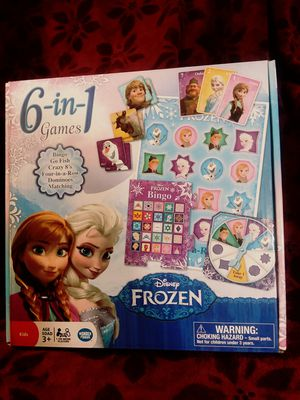 Frozen board game. for Sale in Mesa, AZ