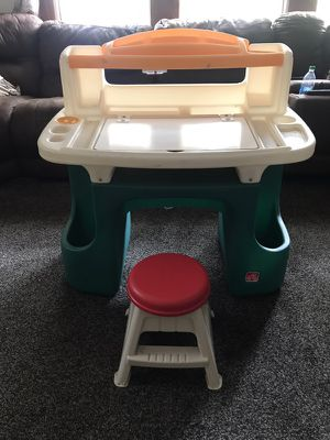 Step 2 kids desk for Sale in Dedham, MA