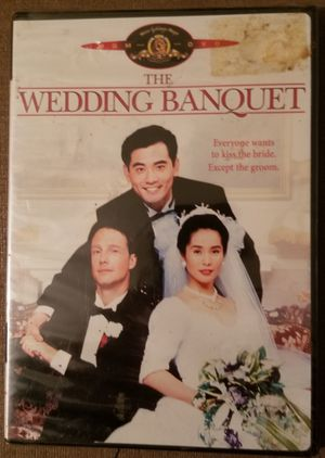 The Wedding Banquet dvd movie NEW for Sale in Three Rivers, MI