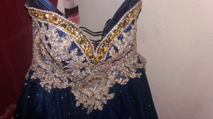 Women's Savoy bellzza prom wedding formal dress sz4 for Sale in LaBelle, FL