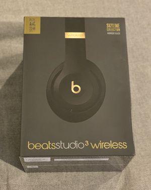 Beats studio 3 wireless headphones - BRAND NEW for Sale in New Brunswick, NJ