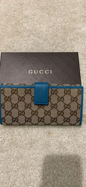 Gucci wallet for Sale in Irving, TX