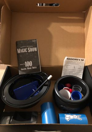 Magic Show Kit for Sale in Mechanicsburg, PA