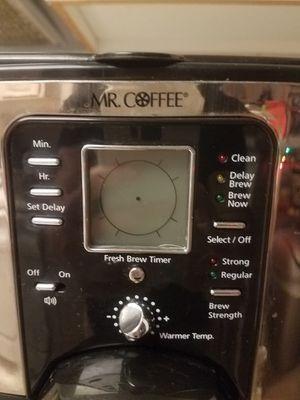 Mr. Coffee Maker FTX41 for Sale in Phoenix, AZ