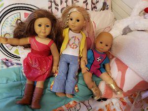American girl dolls for Sale in Miami Springs, FL
