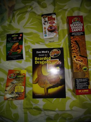 Bearded Dragon Supplies for Sale in Albuquerque, NM