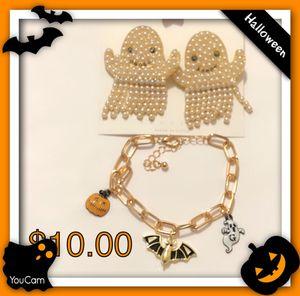 Halloween 🎃 bracelet set for Sale in Seattle, WA