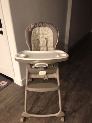 Ingenuity 3-1 high chair and booster seat for Sale in Byron, CA