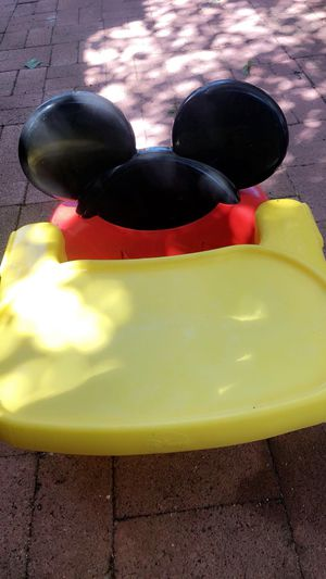 Baby Mickey Mouse Feeding Chair for Sale in San Jose, CA