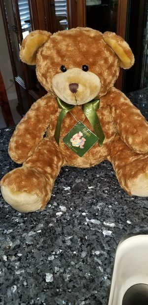 HARROD'S LONDON TEDDY BEAR NEVER USED for Sale in Dana Point, CA