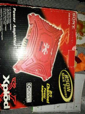 Amplificador $65 tel {contact info removed} for Sale in Manassas, VA