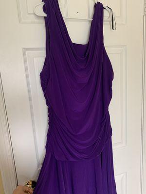 Purple dress size 22w for Sale in Alexandria, VA