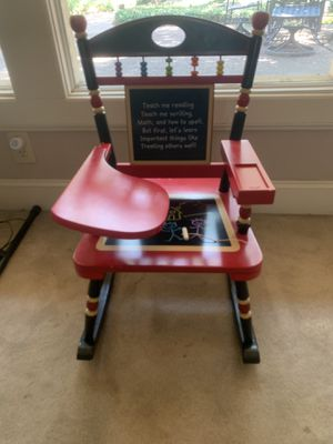 Kids Musical Rocking Chair for Sale in Colleyville, TX
