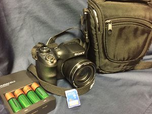Sony 20.1 Mega pixels Digital Camera for Sale in Ellisville, MS