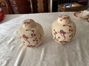 Two pieces of pottery for Sale in Boston, MA