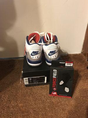Retro Jordan's 3 True Blue for Sale in Nashville, TN