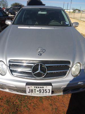 2003-2007 E class silver gray front bumper for Sale in Von Ormy, TX