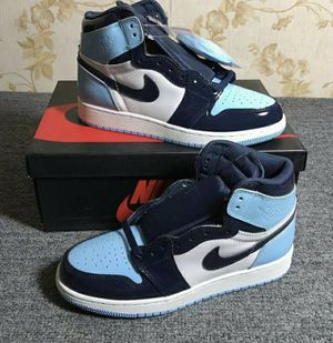 Blue chill jordan 1's for Sale in Federal Way, WA