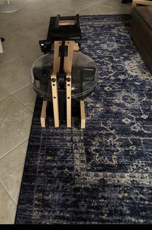 Mr. RUDOLF Solid Oak Rower for Sale in San Marcos, CA