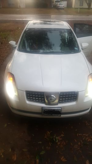 04 nissan maxima for Sale in Wills Point, TX