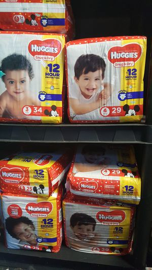 Huggies Diapers 5 for Sale in Virginia Beach, VA
