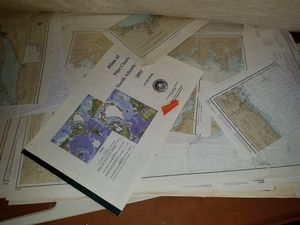 Nautical Charts for Sale in Annapolis, MD